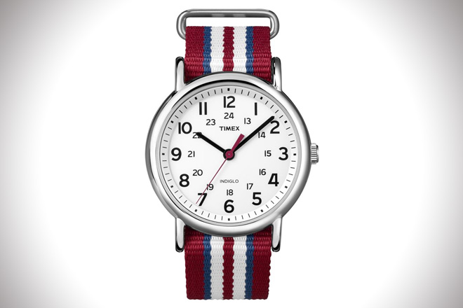 Silicone or fabric strap watches