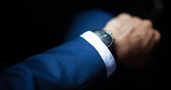 Why every guy needs to wear a watch
