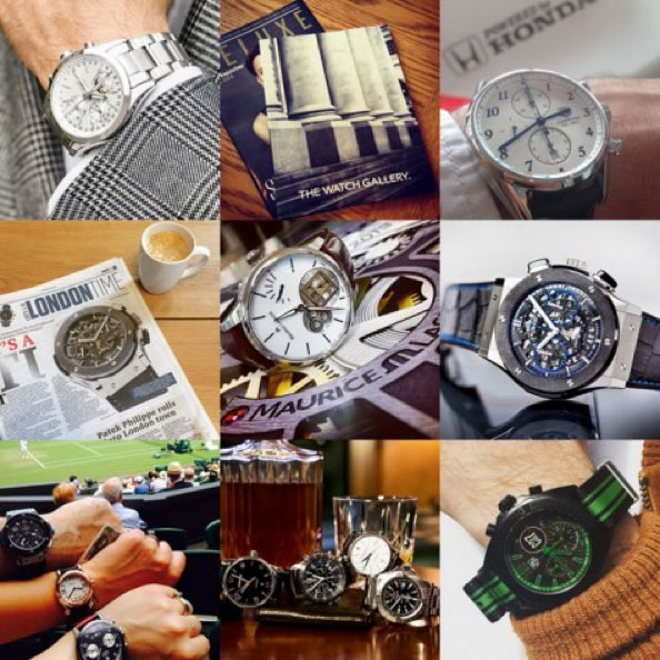 @The_Watch_Gallery Also makes comparisons, great advices about the different types of watches