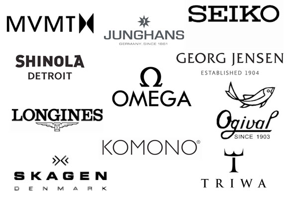 Top 11 famous watch brands you need to know