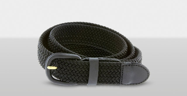 04.-Braided-Woven-Elastic-Stretch-Belt-With-Matching-Leather-Covered-Buckle