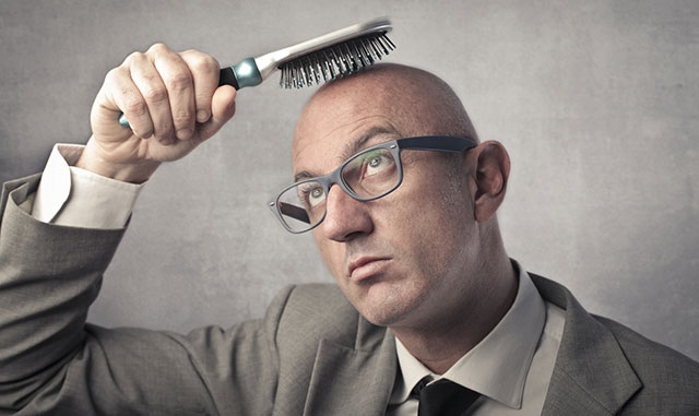 Men Hair Loss: Causes And Solutions
