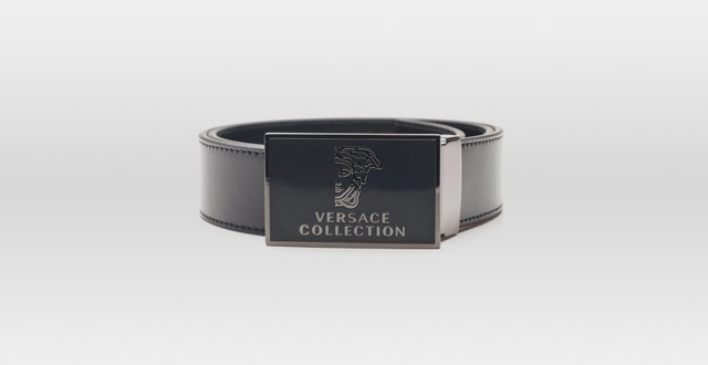 02.Versace-Collection-Men-Medusa-Head-Stainless-Steel-Buckle-Leather-Belt