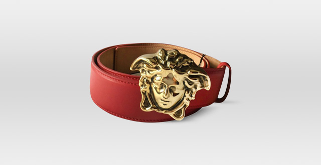 03.-Versace-Mens-Red-Belt