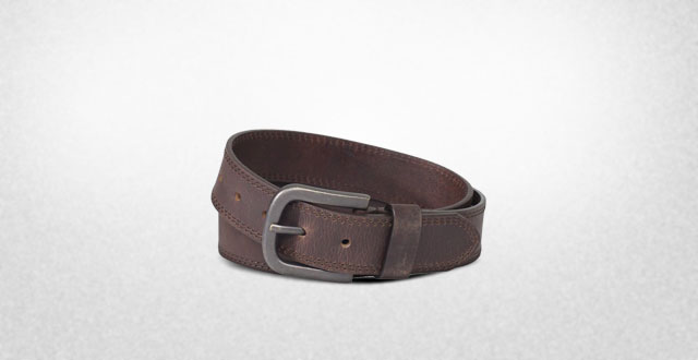05.-Dickies-Mens-38mm-Leather-Belt-With-Two-Row-Stitch