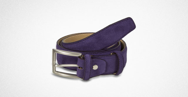 05.-Purple-Trento-Suede-Leather-Belt-by-40-Colori