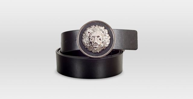 06.-Versace-Lion-Head-Buckle-Leather-Belt