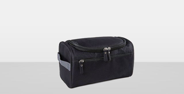 07.-Toiletry-Bag-For-Men---Can-Be-Used-As-Men's-Shaving-Dopp-Kit-To-Hold-Travel-Size-Toiletries---TSA-Approved