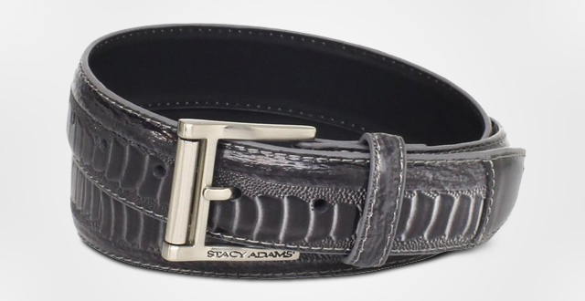08.-Stacy-Adams-Mens-32mm-Ostrich-Leg-Embossed-Genuine-Leather-Belt