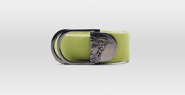 09.-Versace-Collections-Mens-Stainless-Steel-Buckle-Medusa-Head-Canvas-Belt-VB6BS37-VAA002-V111-Green