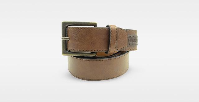 09.Wolverine-Mens-Two-Tone-Belt-with-Contrast-Logo-Patch-Brown