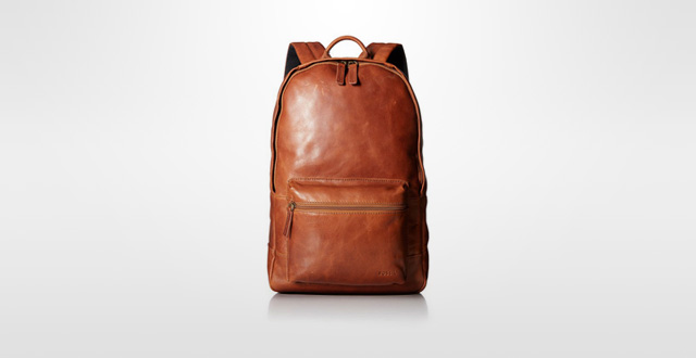 Best and stylish leather backpacks for men - Cool Men Style 2017
