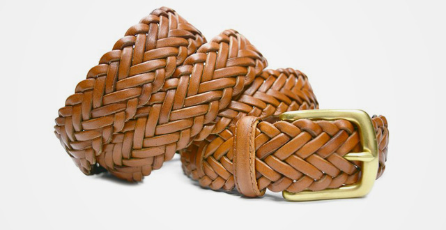 10.-796-TAN---Toneka-Mens-Woven-Tan-Caramel-Full-grain-Braided-Leather-Dress-Belt-with-Solid-Brass-Buckle
