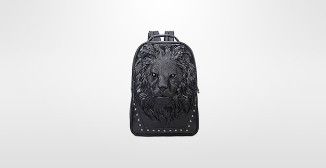 6,-Airbag-Personalized-3D-Lion-Studded-PU-Leather-Casual-Laptop-Backpack-School-Bag