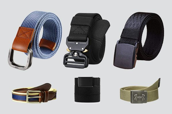 10+ Best Canvas Belt For Men ( Updated 2019 )