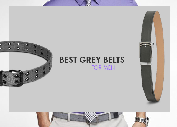 Best Grey Belts Review