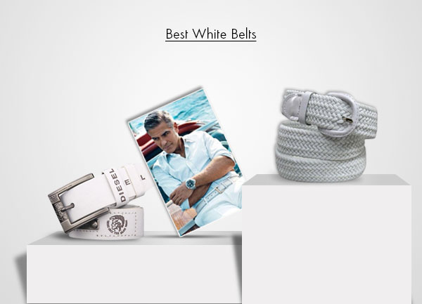Best White Belts Review