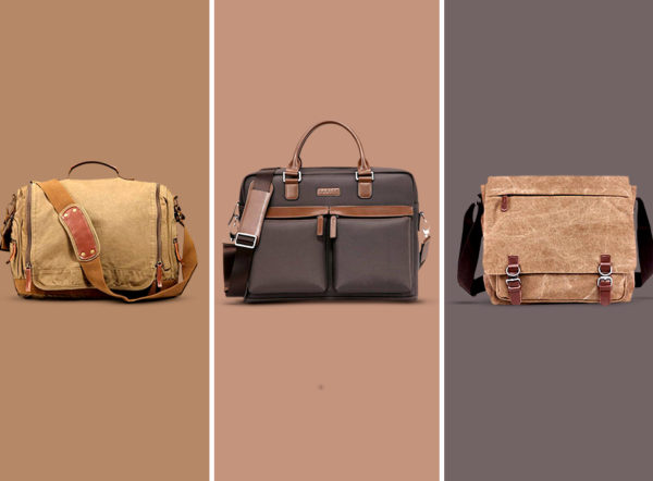 Best and nice laptop messenger bags for men
