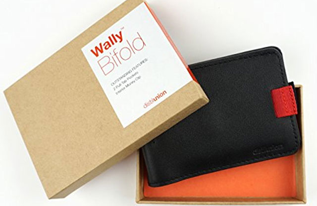 Bifold wallet, a good companion for man