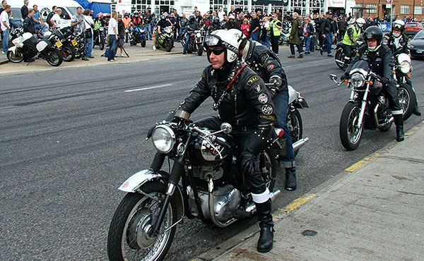 Boots-for-biker