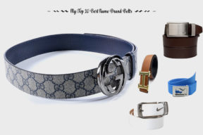 My Top 10 Best Name Brand Belts For Incredible Fit and Comfort