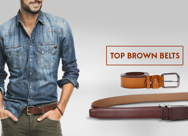 Top 13 Brown Belts Review