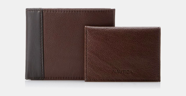 05-nautica-mens-milled-leather-passcase-wallet