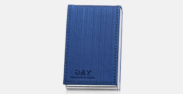 05 ydc06 best card holder black leather card - Best Card Holder Wallet