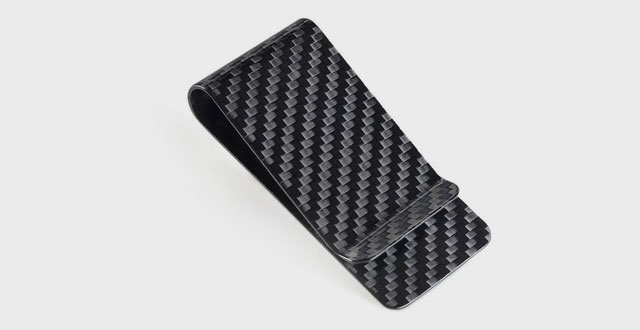 07.-CL-Carbonlife(TM)-Carbon-Fiber-Glossy-Money-Clip-Credit-Card-Business-Card-Holder