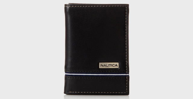 12-nautica-mens-trifold-wallet