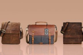 Best And Cool Leather Satchel For Men