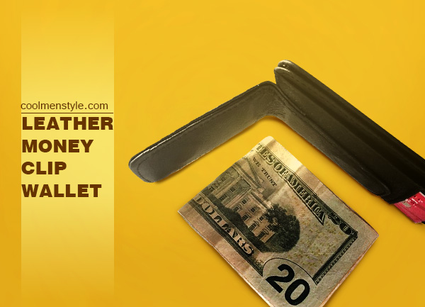 leather-money-clip-wallet