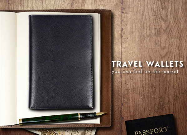 Top 11 travel wallets you can find on the market