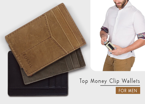 Top 14 Money Clip Wallets Review