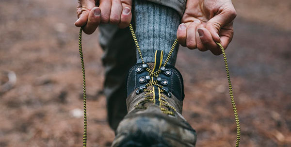 boots-and-socks-for-hiking