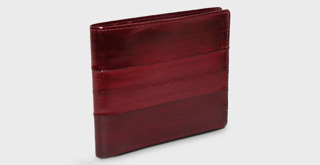04-mj-masters-mens-eel-skin-id-window-bifold-wallet-burgundy