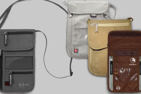 Travel Neck wallet Collection