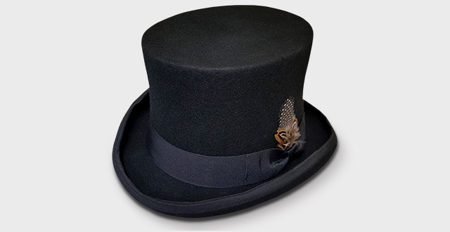 06-100-wool-felt-top-hats-vitorian-style-made-hatter-6-tall-gentlemen-magic-hats