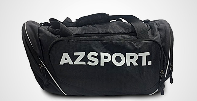 06-azsport-sports-gym-bag-for-men-and-women-lightweight-duffel-bag-black
