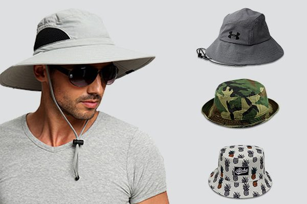10 Best Bucket Hats for Men That Are on Trend 2019