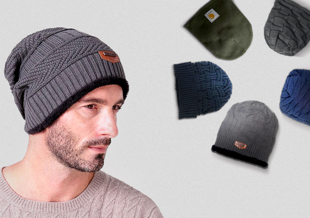 Best Knit Hats for Men - Cool Men Style 2019 b2b46d4c953