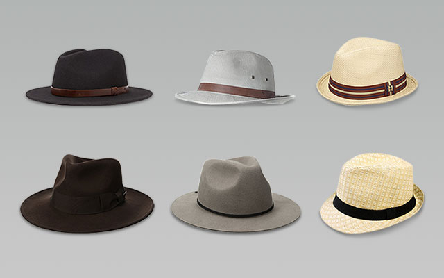 ba4c85e0d063cf Best Fedora Hats For Men - Cool Men Style 2019