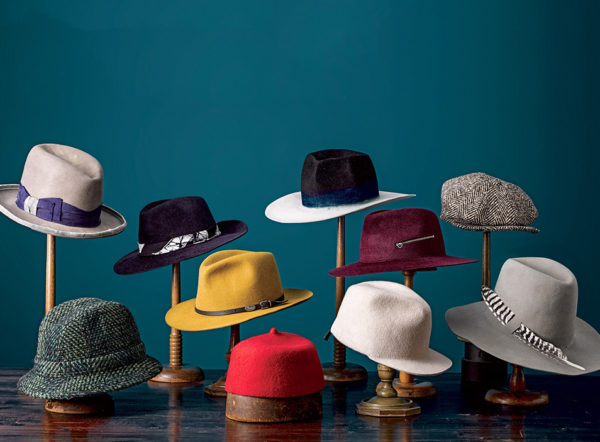 Guide: how to distinguish the most common hats and caps styles for men