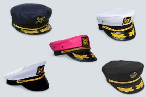 The Best Boat Captain Hat