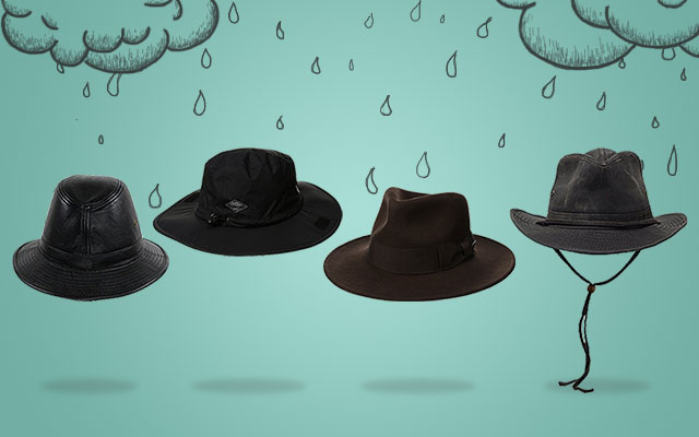 The Best Rain Hats For Men - Cool Men Style 2019 f20be2d8f3d