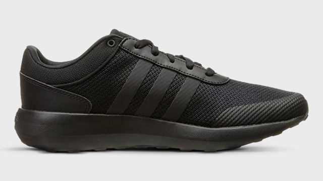 adidas neo cloudfoam race men's athletic shoes