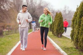 The Difference Between Walking, Jogging And Running