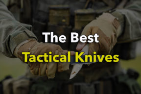 14 Best Tactical Knives For Your Daily Living Activities