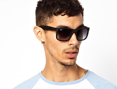 a1dcbf94d0b You can choose from a wide range of colors for your lenses when you buy 1  pair sunglasses in this style such as a fresh ombre color of blue or red.