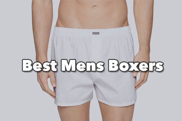 Top 10 Best Mens Boxers
